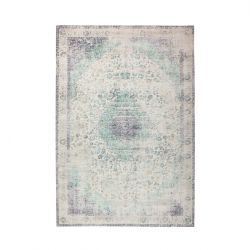 Rug Vince 8401 | Ivory & Green