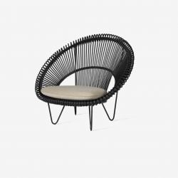 Cocoon Chair Cruz | Schwarz