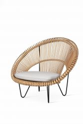 Cocoon Chair Cruz | Naturel