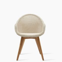 Outdoor Dining Chair Edgard | Old Lace