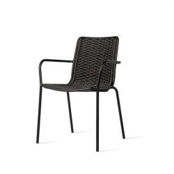 Outdoor-Sessel Oscar | Anthrazit