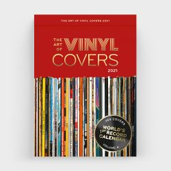 Photo Calendar The Art of Vinyl Covers 2021