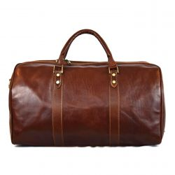 Leather Travel Bag | Orcia