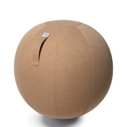 Sitting Ball Sova | Bisque