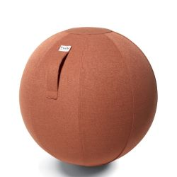 Sitting Ball Sova | Salmon