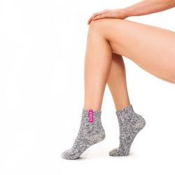 Woman's Socks Low/Small  | Bubblegum