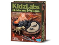 DIY Kit Quicksand & Volcano