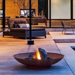 Fire Pit Tulp