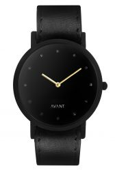 Avant Pure Watch | Black