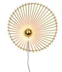 Wall Lamp Bromo Asymmetrical 60 cm | Natural