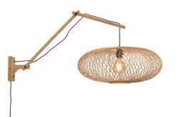Wall Lamp Cango 60 cm | Natural