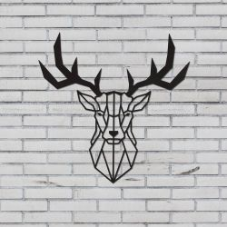 Wall Decoration Deer Head