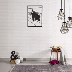 Wanddekoration Superman