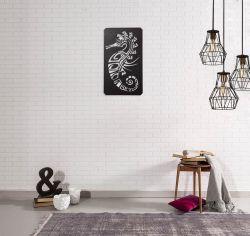 Wanddekoration Seepferdchen