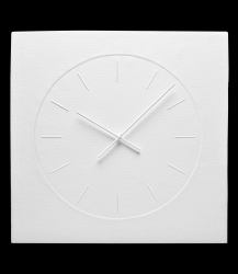 Wall Clock | White