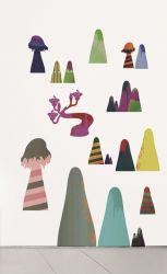 Sticker Mountains