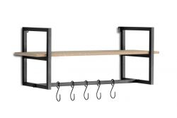 Wall-mounted Coat Rack Victor