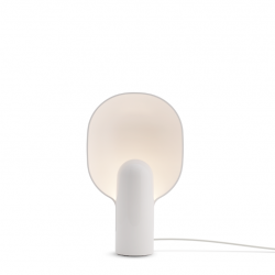 Ware Table Lamp | Ivory White