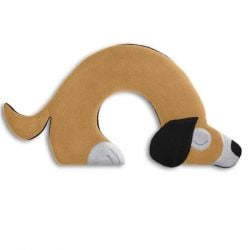 Warming Pillow Bobby the Dog | Sand Brown