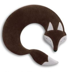 Warming Pillow Noah the Fox | Chocolate
