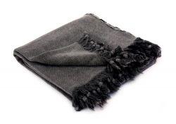 Handtuch Wash | Holzkohle