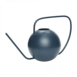 Round Watering Can Metal | Green
