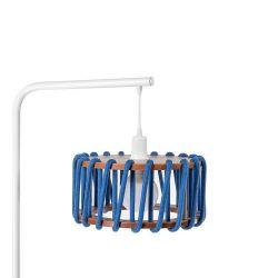 Stehleuchte Macaron Weiß 30 cm | Blau
