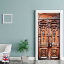 Wall Sticker Door 90 x 200 cm | Door Mural