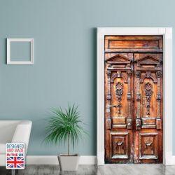 Wall Sticker Door 90 x 200 cm | Door Mural