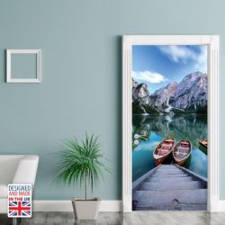 Wall Sticker Door 90 x 200 cm | Steps To Freedom