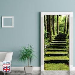 Wall Sticker Door 90 x 200 cm | Way To Nature