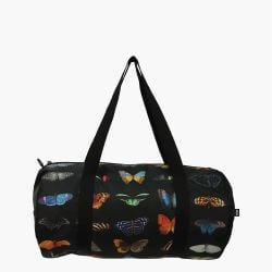 Reversible Weekender National Geographic | Butterflies & Peafowl