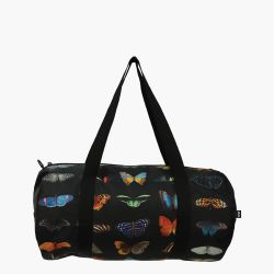 Reversibler Weekender National Geographic | Schmetterlinge & Pfau