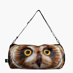 Reversible Weekender National Geographic | Tiger & Short-eared Owl