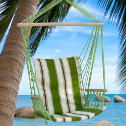 Hammock WEAM021 | Fabric | Green & White