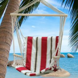 Hammock WEAM022 | Fabric | Red & White