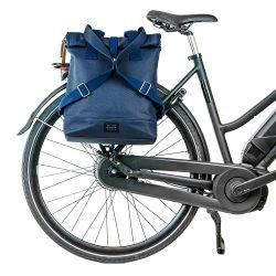 Rucksack & Fahrradtasche City | Navy