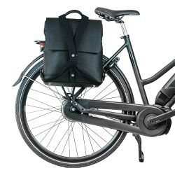 Backpack & Bike Bag Urban | Black