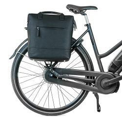 Sac Vélo Urban Tote | Noir
