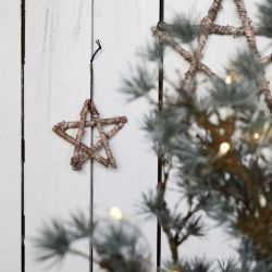 Ornament Star | 12 cm