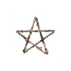 Ornament Star | 25 cm