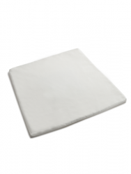 Seat Cushion Lounge August | White