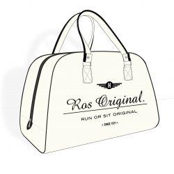 Ros Original Ottoman | White