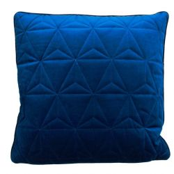 Isom Filled Cushion 50 x 50 cm | Blue