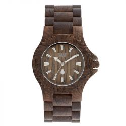 WeWood Watch DATE Nut