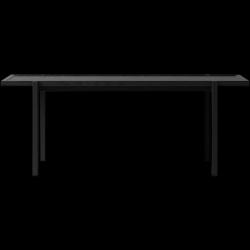 Couchtisch 115 x 55 | Schwarz