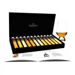 Whisky-Verkostungs-Kollektion 12.2 Premium-Whiskies im Geschenkkarton