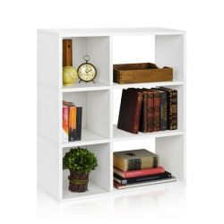 Sutton Shelf | White