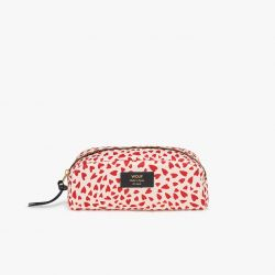 Schminktasche Small | White Hearts