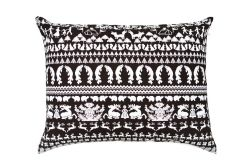 Pillow Black/White